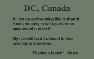 Testimonial – Bruce 2019